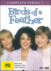 Birds Of A Feather - Series 1 (2 Disc Set) on DVD