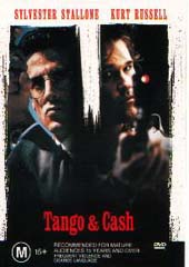 Tango & Cash on DVD