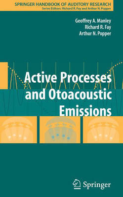 Active Processes and Otoacoustic Emissions in Hearing image