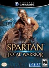 Spartan: Total Warrior for GameCube