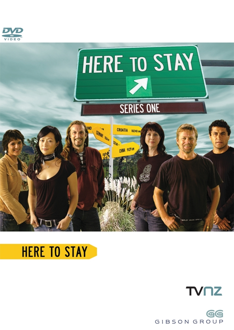 Here to Stay on DVD image