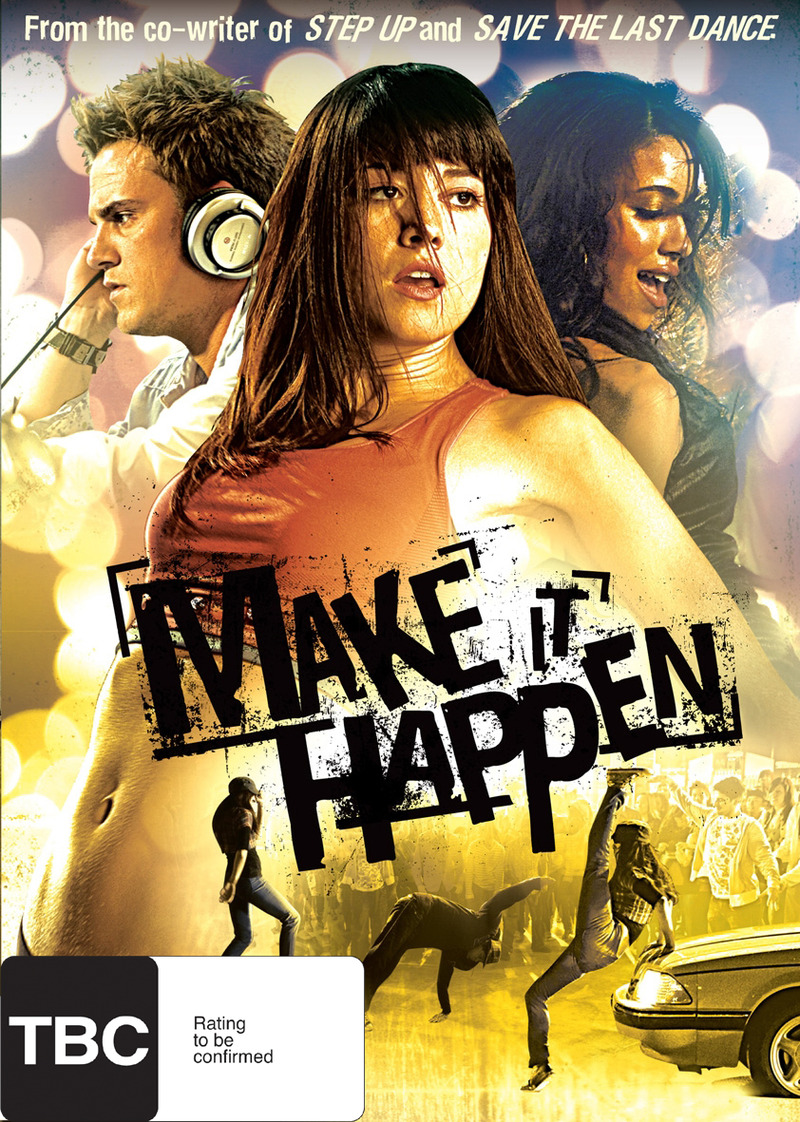 Make it Happen on DVD image