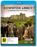 Downton Abbey - A Moorland Holiday on Blu-ray