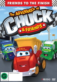 The Adventures of Chuck & Friends: Friends to the Finish DVD