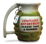 Big Mouth Inc - Grenade Mug