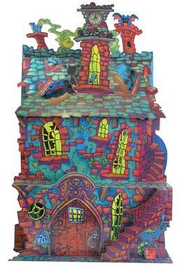 76 Pumpkin Lane: Spooky House by Chris Mould image