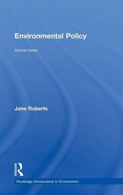 Environmental Policy by Jane Roberts