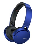 Sony: MDR-XB650BT Extra Bass Bluetooth Headphones - Blue