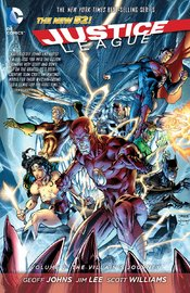 Justice League Vol. 2 by Geoff Johns