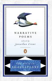 The Narrative Poems by William Shakespeare image