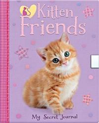 Kitten Friends - My Secret Journal by Little Tiger Press