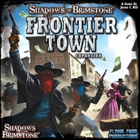 Shadows of Brimstone: Frontier Town - Expansion Set