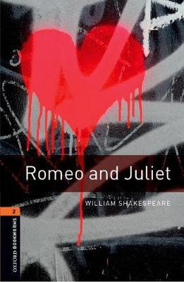 Oxford Bookworms Library: Level 2:: Romeo and Juliet Playscript by William Shakespeare image