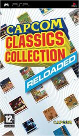 Capcom Classics Collection Reloaded (Essentials) for PSP image