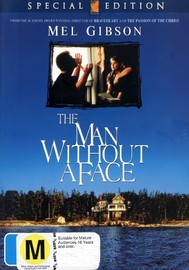 The Man Without A Face - Special Edition on DVD image