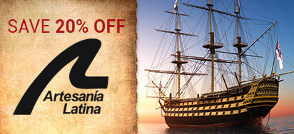20% off Artesania Latina