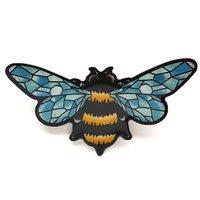 Crystal Queen Bee Brooch image