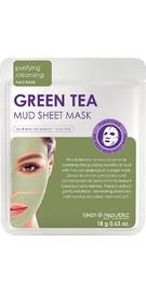 The Skin Republic: Green Tea Mud Sheet Mask