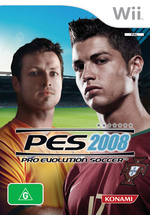 Pro Evolution Soccer 2008 for Nintendo Wii