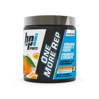 BPI: One More Rep Pre-Workout - Hurricane Orange (25 Serve) image