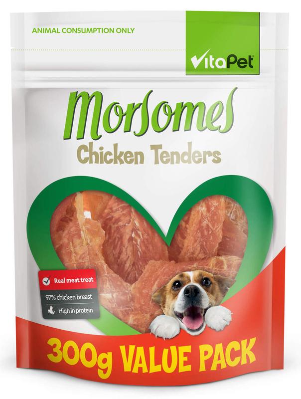 Vitapet: Morsomes Chicken Tenders (300g)