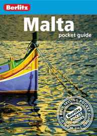 Malta Berlitz Pocket Guide image