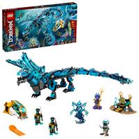 LEGO Ninjago: Water Dragon - (71754)