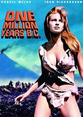 One Million Years B.c. on DVD