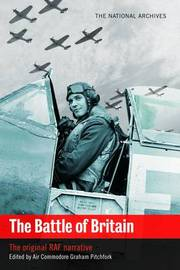 The Battle of Britain by Air Commodore Graham Pitchfork image