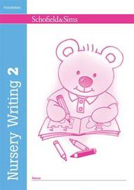 Nursery Writing Book 2 by Kathryn Linaker image