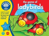 Orchard Toys: The Game of Ladybirds