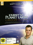 Journey To Planet Earth - A Delicate Balance DVD