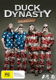 Duck Dynasty - Season 4 on DVD