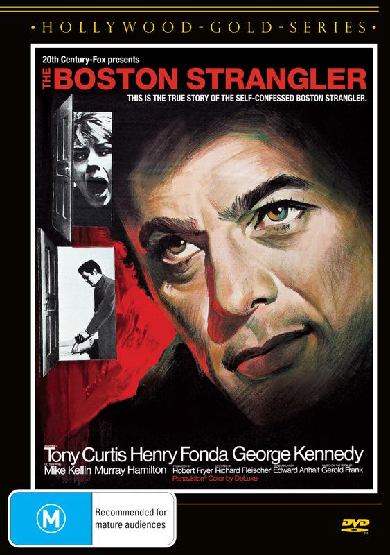 The Boston Strangler on DVD