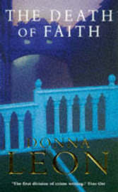 The Death of Faith (Guido Brunetti #6) by Donna Leon image