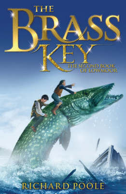 The Brass Key by Richard Poole