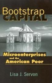 Bootstrap Capital by Lisa J Servon image