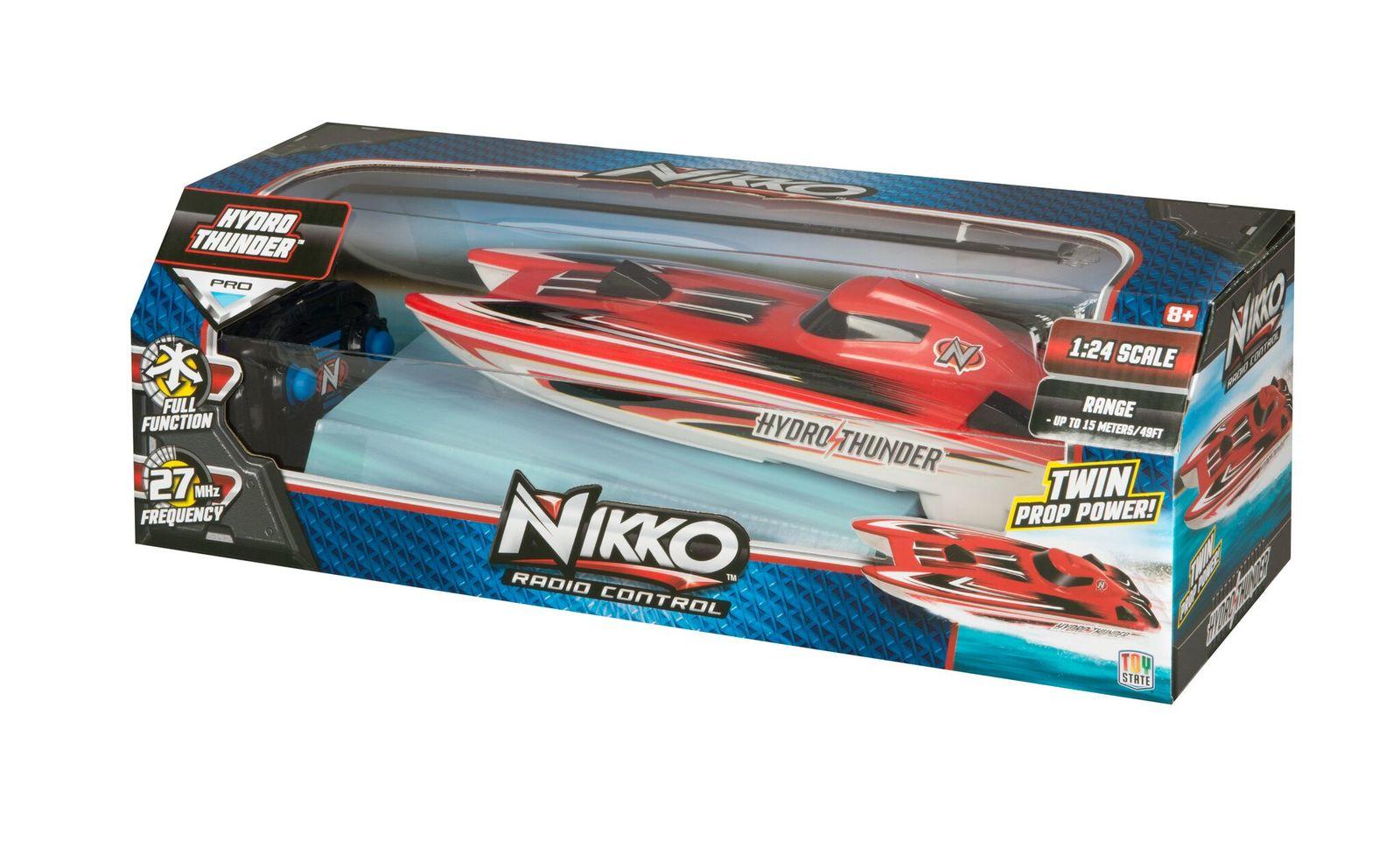 Nikko R/C Hydro Thunder Boat image