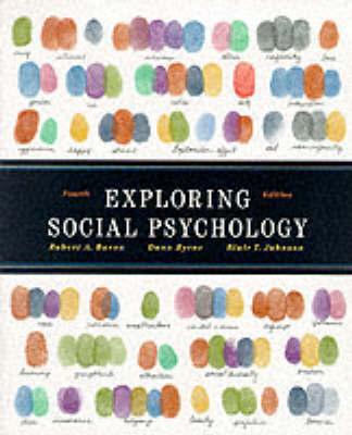 Exploring Social Psychology by Robert A Baron image
