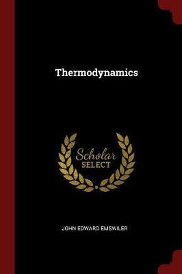 Thermodynamics by John Edward Emswiler image