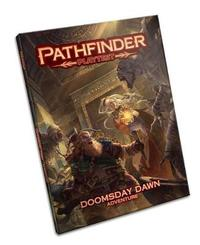 Pathfinder Playtest Adventure: Doomsday Dawn by Logan Bonner