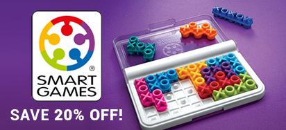 20% off Smart Games!