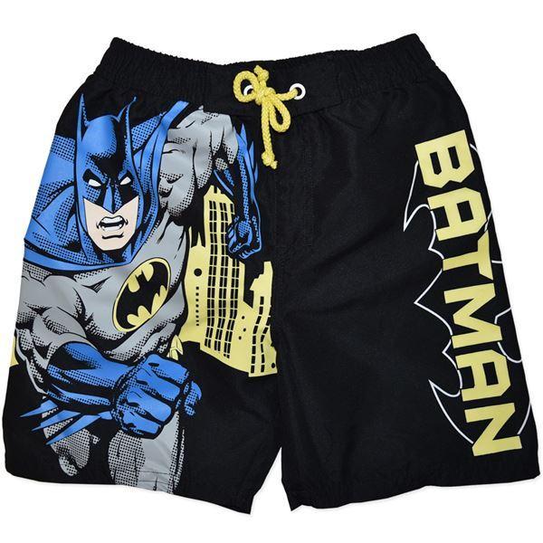 DC Comics: Batman Boardshorts with Print - Size 3