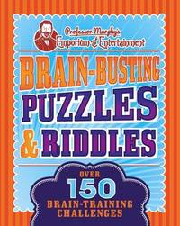 Brain-Busting Puzzles and Riddles image