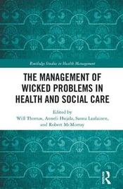 The Management of Wicked Problems in Health and Social Care image