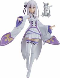 Figma Emilia (Re:ZERO -Starting Life in Another World-) - Action Figure