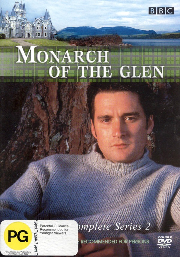 Monarch Of The Glen - Complete Series 2 (2 Disc Set) on DVD image