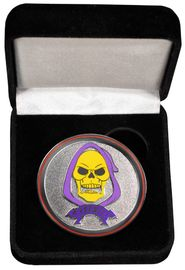 Masters of the Universe: Skeletor - Challenge Coin