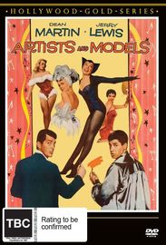 Artists And Models on DVD