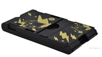 Playstand for Nintendo Switch (Pikachu Black & Gold) by Hori for Switch
